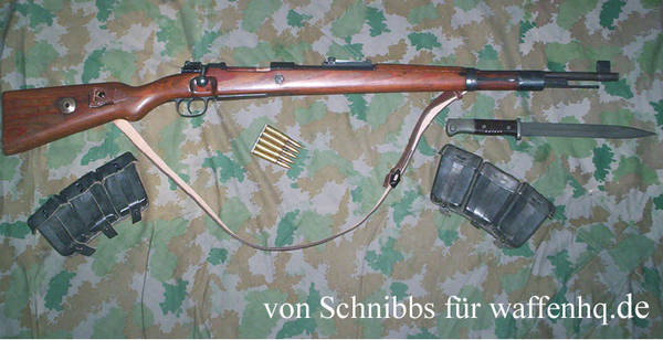 Pin mauser k98 on pinterest for K98 riemen anbringen