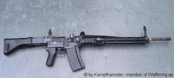 Sturmgewehr 57/ sig 510