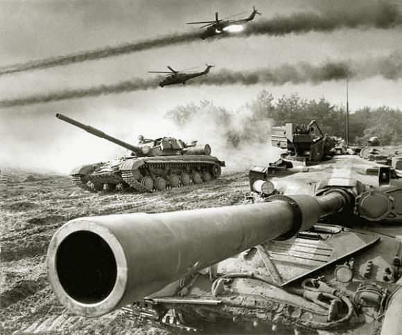 عودة التفوق الروسي البري من جديد , الحلم الروسي T-14 T-64a_01